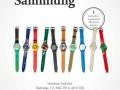Swatch Uhren Sammlung